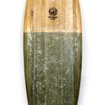 avocado surfboard