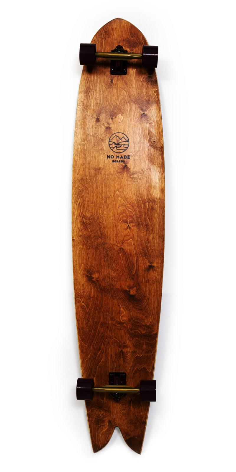 fishlog longboard
