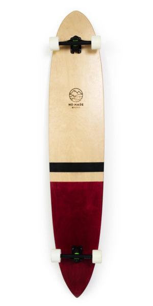 pin log skatebaord