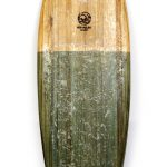 avocado surfboard