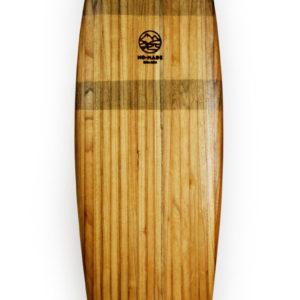 carillon wooden surfboard