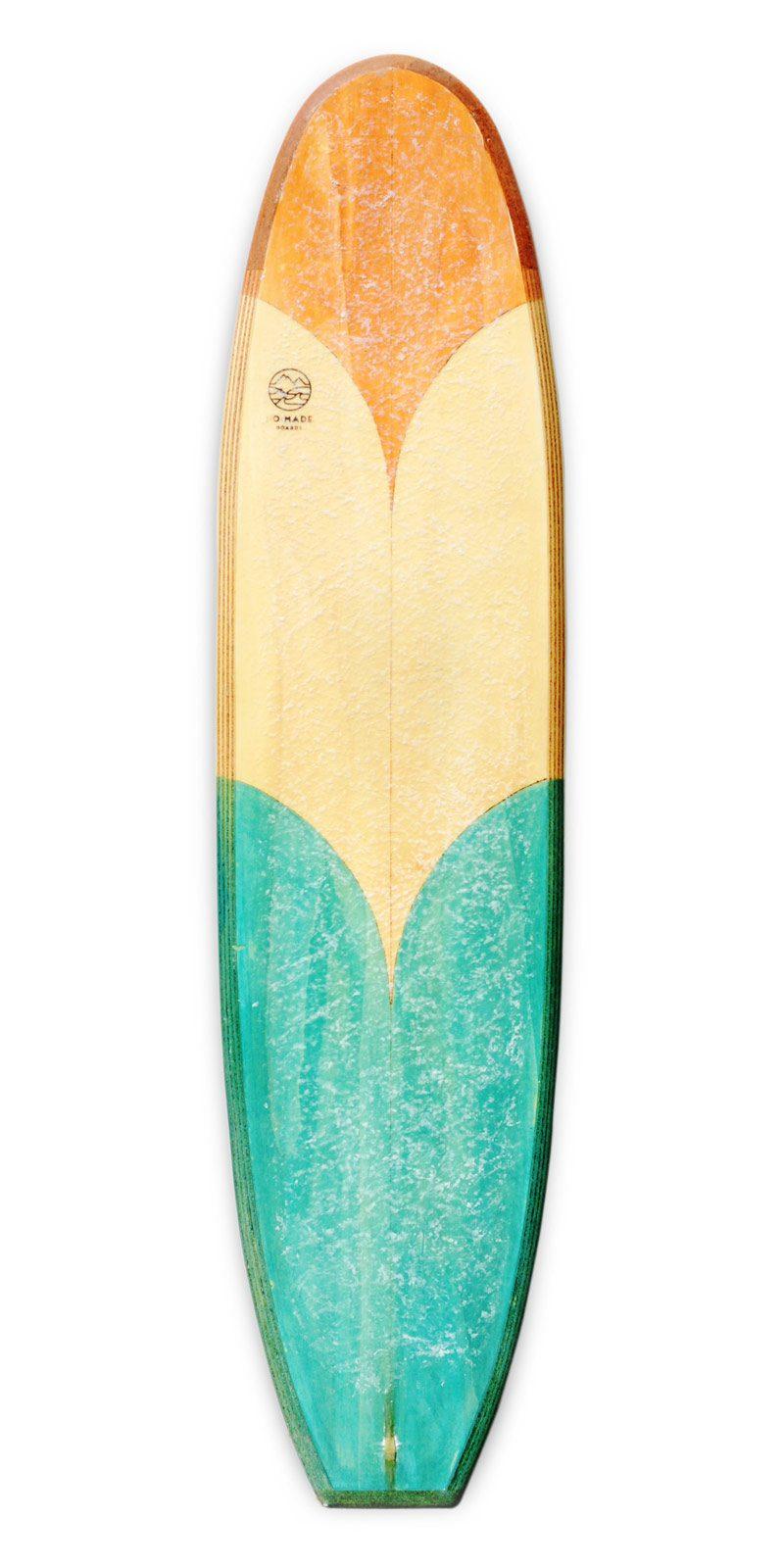 Freja Longboard No Made Boards