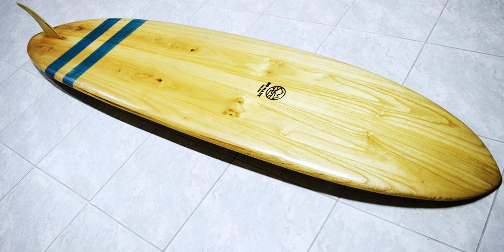 Costruire Una Tavola Da Surf In Legno Vista Mare No Made Boards