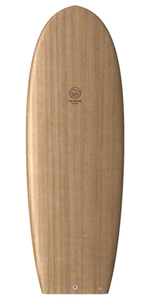 fish retro surfboard
